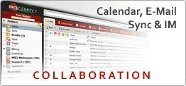 Zimbra Hosted E-Mail - A Microsoft Exchange-compatible e-mail and collaboration solution